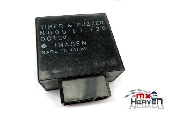 Mazda MX5 MK1 Seat Belt Timer Relay N00567720 Buzzer