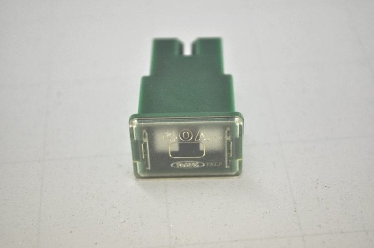 40 Amp Fuse - Green *Used*