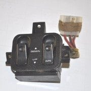 Electric Window Console Switch - Short *Used*