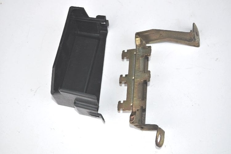 "Relay Panel Bracket & Cover ""Used"""