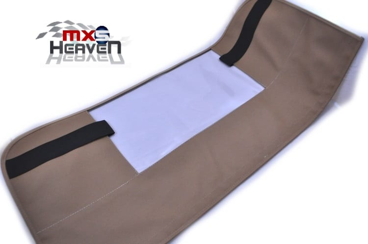 Vinyl Windblocker - Tan MK1 *New*
