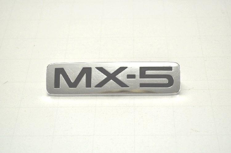 MX-5 Rear Badge *Used*