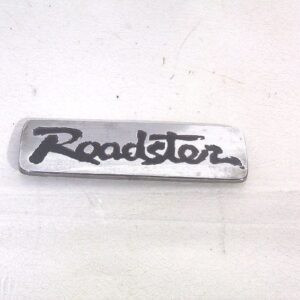 Roadster Badge *Used*