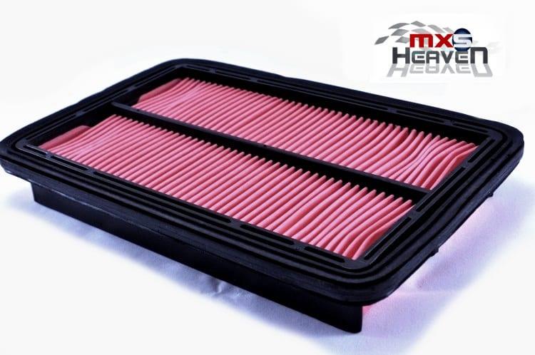 Mazda MX5 MK2 MK2.5 Air Filter Service Eunos Roadster