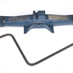 """Scissor Jack & Handle - Blue """"Used"""""""