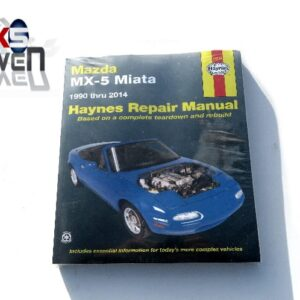 Haynes MX5 Manual *New*