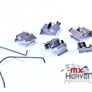 Mazda MX5 MK1 1.8 MK2 Front Brake Pad Fixing Kit