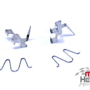Mazda MX5 MK1 1.8 MK2 Rear Brake Pad Fixing Kit