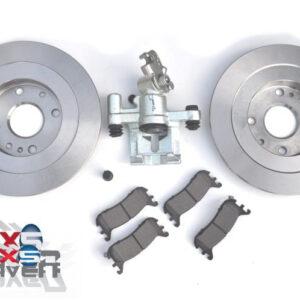 Mazda MX5 MK1 1.8 MK2 Brake Discs Pads Calipers Rear