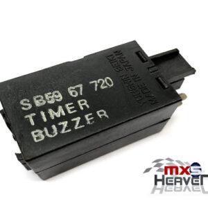 Mazda MX5 MK1 Seat Belt Timer Buzzer Relay B5967720