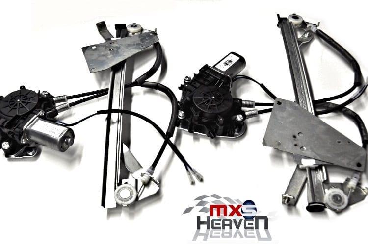Mazda MX5 MK1 Electric Window Regulator Mechanisms Pair