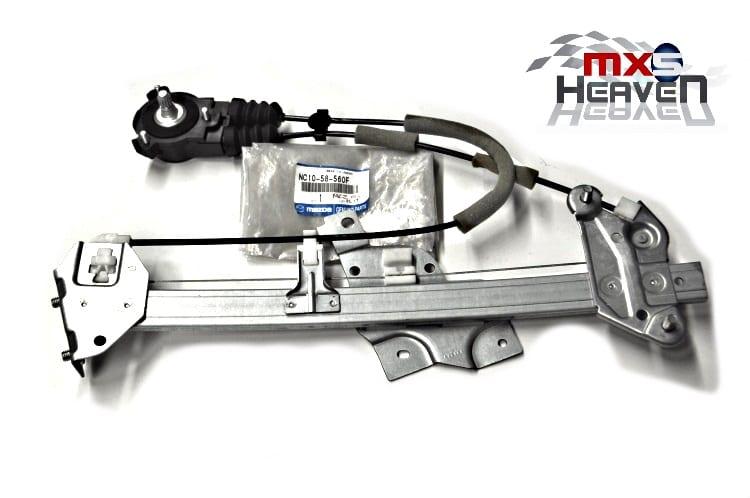 Mazda MX5 MK2 Window Regulator Manual OS NC1058560F