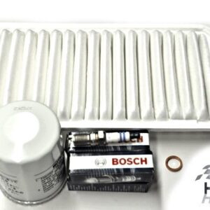 Mazda MX5 MK3 1.8 Service Oil Air Filters Bosch Plugs