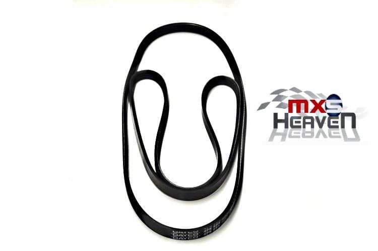 Mazda MX5 MK1 MK2 Alternator Ribbed Power Steering AirCon Belts