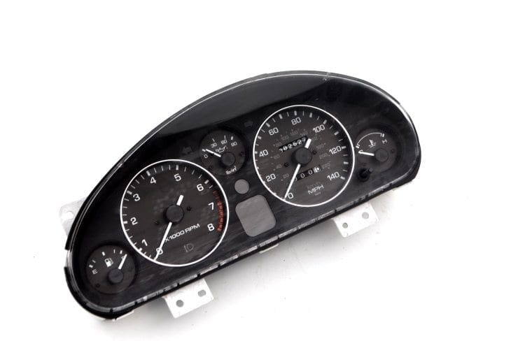 MAZDA MX5 MK1 compteur de vitesse Instrument Cluster Occasion * 140mph 89 /> 98 NA10-119-120