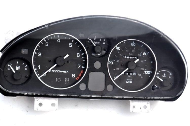 Mazda MX5 MK1 Speedometer Cluster N011119790 110mph