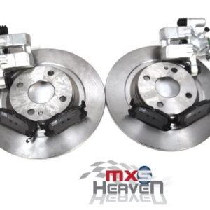 Mazda MX5 MK2 Big Brakes 276mm Rear Discs Pads Calipers