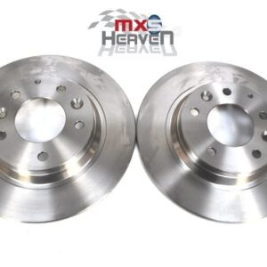 Mazda MX5 MK3 Brake Discs Rear 280mm Pair Coupe