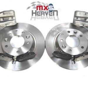 Mazda MX5 MK3 Brake Discs Pads Calipers Rear 280mm Set