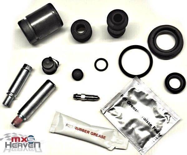 Mazda MX5 MK1 Mk2 Rear Brake Caliper Seals Piston Slider Pins
