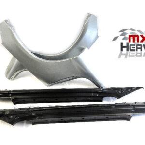 Mazda MX5 MK2 Restoration Kit Outer Rear Wheel Arch Panels Car Set