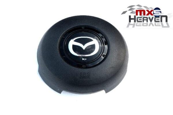 Mazda MX5 MK3 Airbag Drivers Steering Wheel Fascia