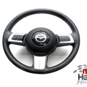 Mazda MX5 MK3 Steering Wheel Leather with Air Bag