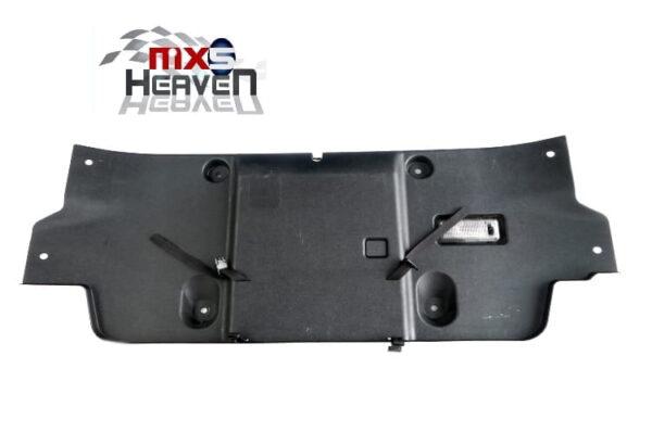 Mazda MX5 MK3 Boot Rear Interior Panel Trim Black