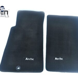 Mazda MX5 MK2 Arctic Car Mats Genuine Used RHD