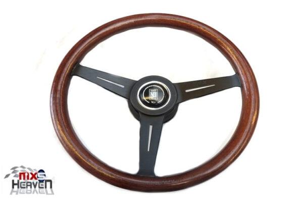 Mazda MX5 MK1 Nardi Wooden Steering Wheel with Boss