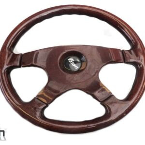 Mazda MX5 MK1 Italian Wood Effect Steering wheel