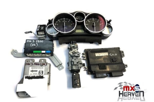 Mazda MX5 MK3 1.8 ECU Kit Complete Speedometer
