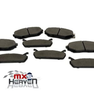 Mazda MX5 MK1 1.6 Front Rear Brake Pads Set Discs